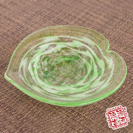 シェルクリア 平皿 ハートS 9色