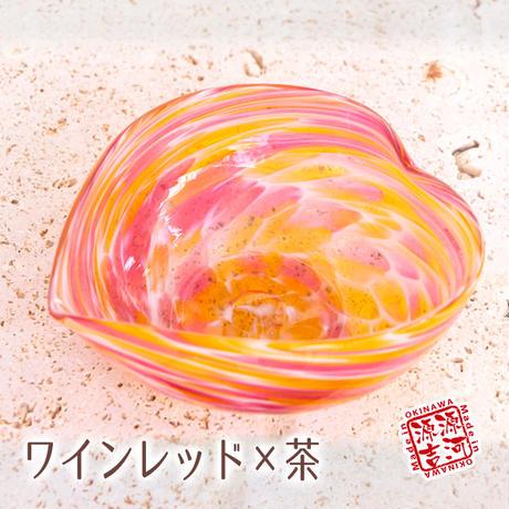 美ら海 サラダボウル ハートS 7色
