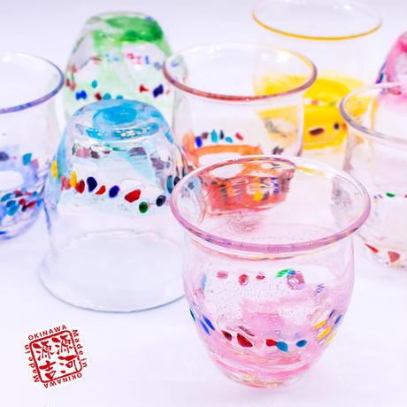 美らさんご グラス 9色