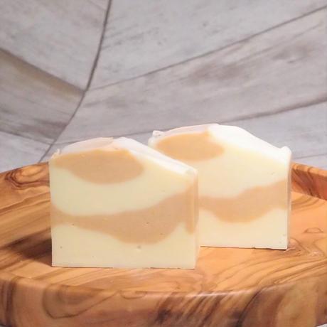#14_2【期間限定】自家製ゆずの石鹸