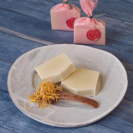#20 カレンデュラとマンゴーバターの石鹸