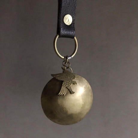 Lucky Bell Charm 〈pigeon〉