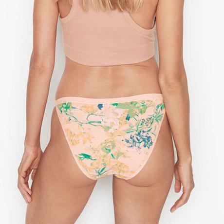 Victoria's Secret ショーツ【Cotton String Bikini】400794/QEF