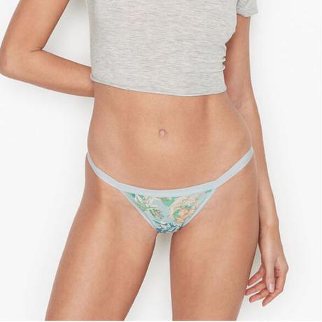 Victoria's Secret ショーツ【Cotton String Bikini】400794/QB8