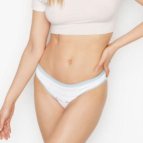 Victoria's Secret ショーツ【Stretch Cotton Bikini】400261/PYS