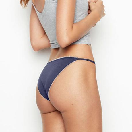 Victoria's Secret ショーツ【Cotton String Bikini】407069/N4M