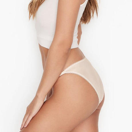 Victoria's Secret ショーツ【Lace String Bikini】407462/QC6