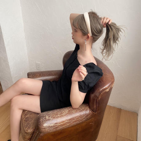 【再入荷】retro girly mini op  CL028