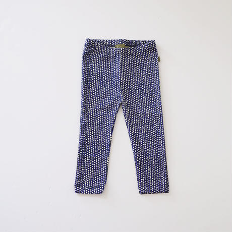 Hazel legging BLUE  (kids case) 140cm