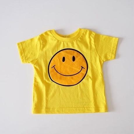 SMILE Tee YELLOW (ジャクソンマティス)100~120cm