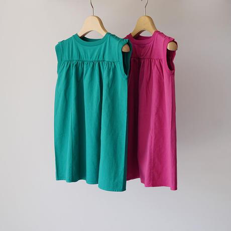 G/D PARACHUTE DRESS PINK (ARCH&LINE) 145~155cm