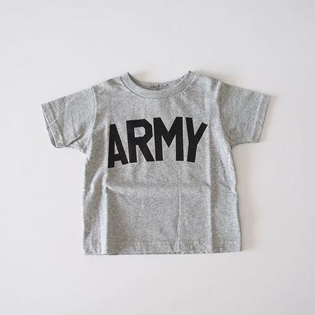 ARMY Tee GREY (ジャクソンマティス)100~120cm