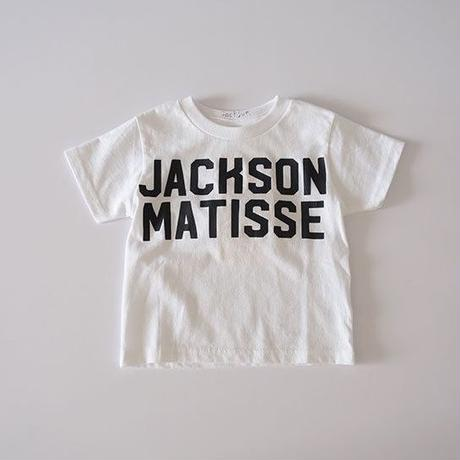 JACKSON MATISSE Tee WHITE (ジャクソンマティス)100~120cm