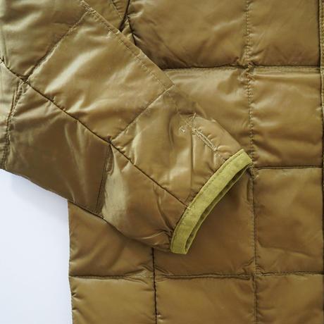 CREW NECK BTN DOWN JKT BEIGE (TAION) 100~140cm