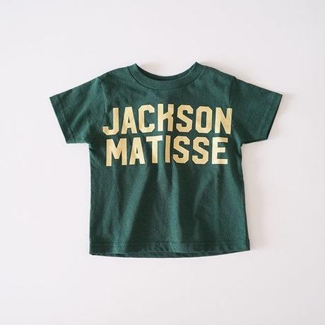 JACKSON MATISSE Tee GREEN (ジャクソンマティス)100~120cm