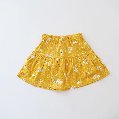 Blizzard キュロット YELLOW  (marble SUD) 80~130cm