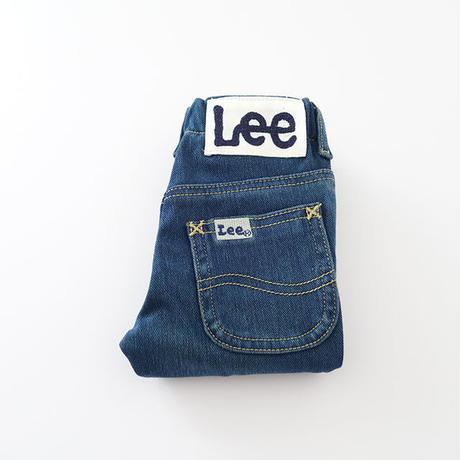ストレートパンツ デニム (Lee) 80~120cm