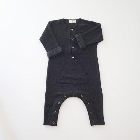 ジャンパースーツ  BLACK (1+in the family ) 12M