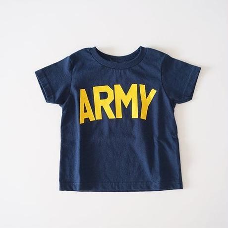 ARMY Tee NAVY  (ジャクソンマティス)100~120cm