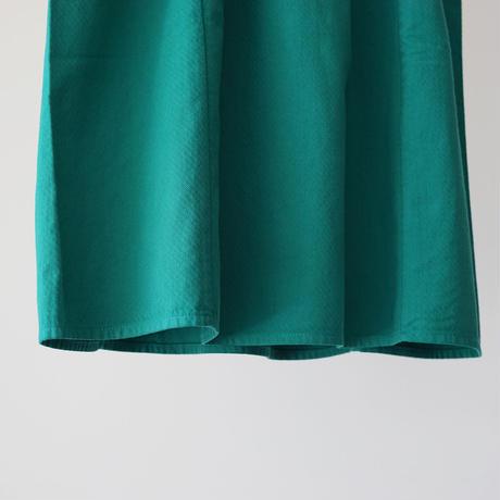 G/D PARACHUTE DRESS GREEN (ARCH&LINE) 145~155cm