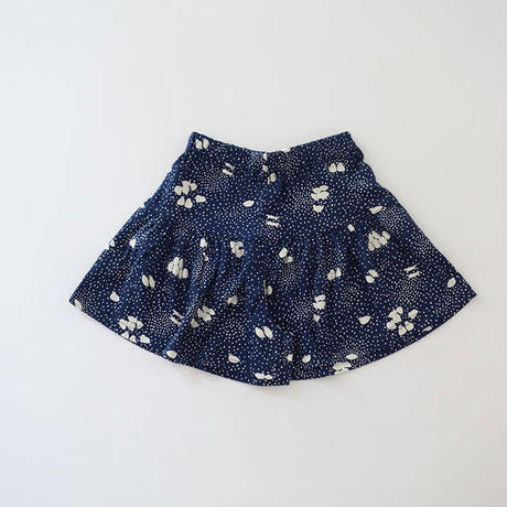 Blizzard キュロット NAVY  (marble SUD) 80~130cm