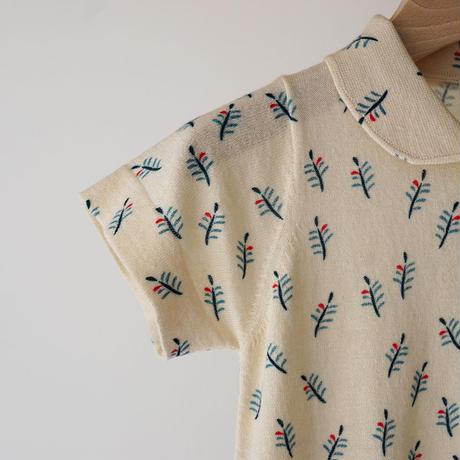 Lsaf Dress  (FUB) 90~130cm