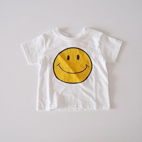 SMILE Tee WHITE (ジャクソンマティス)100~120cm