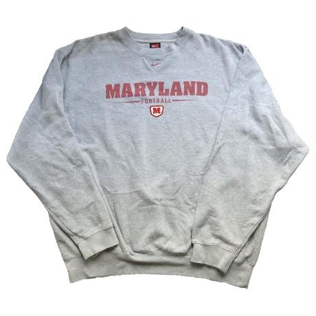nike maryland sweat