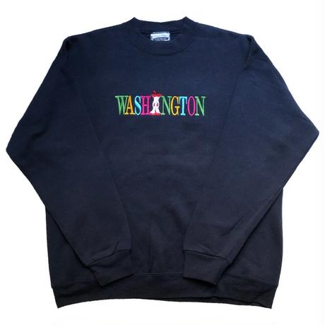 90s Lee 刺繍ロゴsweat