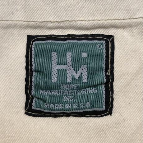 HOPE MFG chino pants
