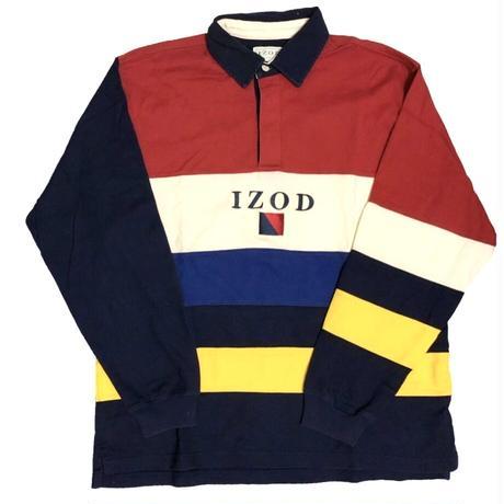 IZOD rugby shirt