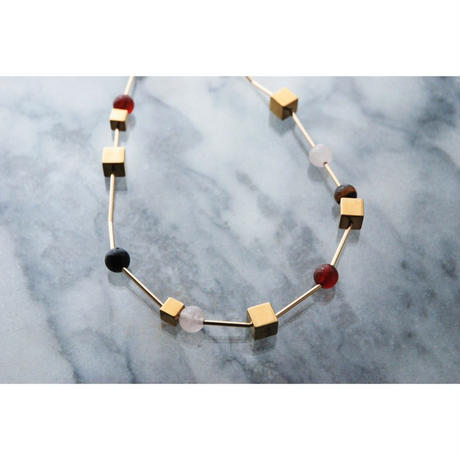 """GALA"" Necklace - RED"