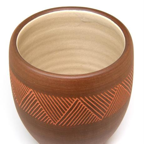 ビセンテさんの陶器コップ(2)