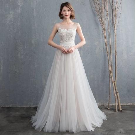 フラワードレス ロングドレス カラードレス ウエディングドレス       ドレスワンピース結婚式、発表会、演奏会、パ―ティ