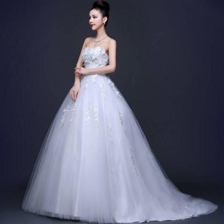 結婚式 ウエディングドレス オフシェル トレーン     トレーン       ドレスワンピース結婚式、発表会、演奏会、パ―ティ
