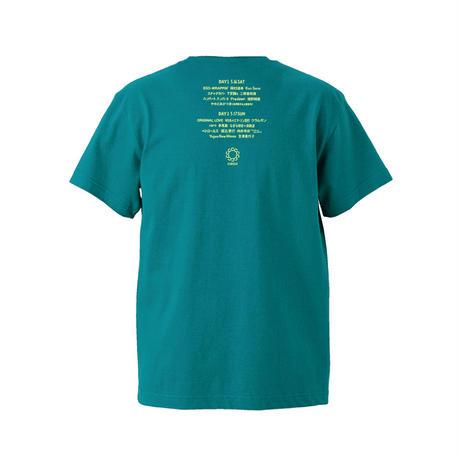 CIRCLE'20 T-Shirts 【アップルグリーン】