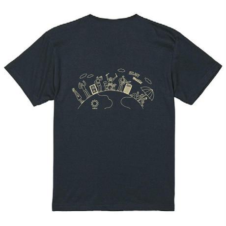 CIRCLE'20→'21 T-Shirts  【スレート】