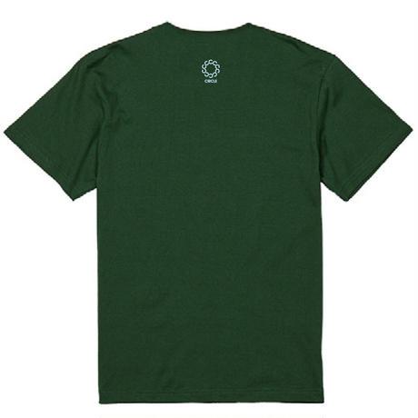 CIRCLE'20→'21 T-Shirts  【アイビーグリーン】