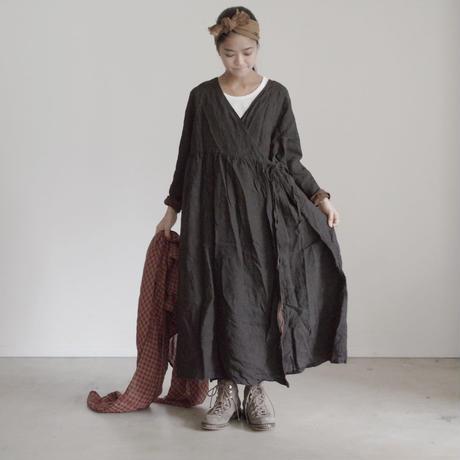 17-0019 French Linen DORO Dress