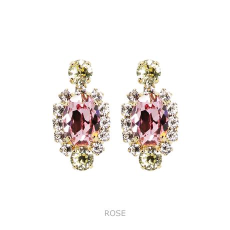 Oval Bijoux Earrings