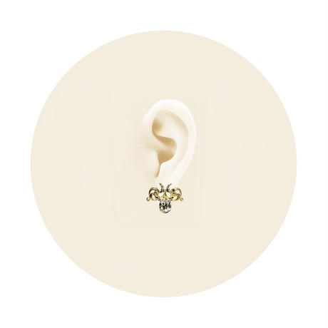 Art Nouveau ⅰ Earrings