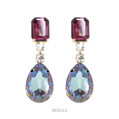 Nero Earrings