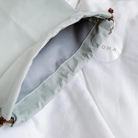 neutral color bag(撥水お着替え袋)