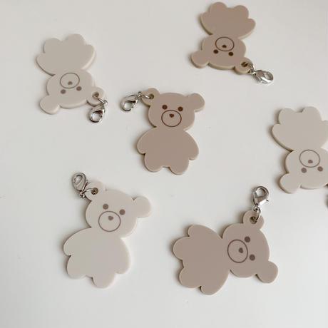 Hoshikuma plate tag mini
