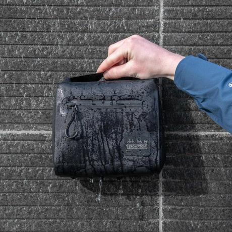 BROMPTON Metro Waterproof Pouch(Waterproof Pouch 2L Black)