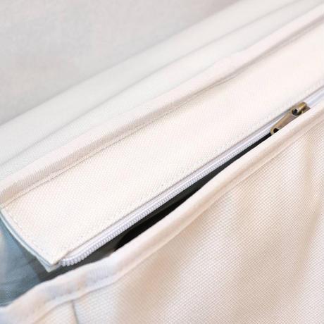 Brompton Shoulder Bag, Grey