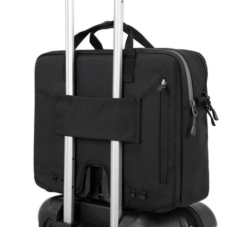 BROMPTON Metro City Bag Medium in Black(City Bag 12L Black)