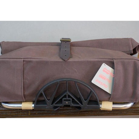 BROMPTON Roll Top WAXED CANVAS