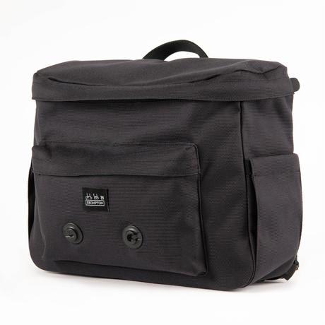 BROMPTON Metro Backpack Medium in Black(Backpack 14L Black)