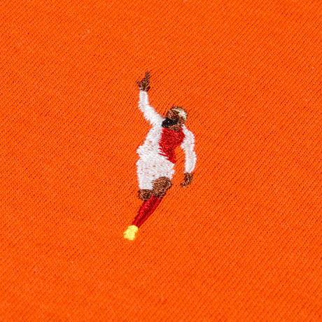 CITY BOYS FC x TIÉMOUÉ BAKAYOKO TEE / ORANGE